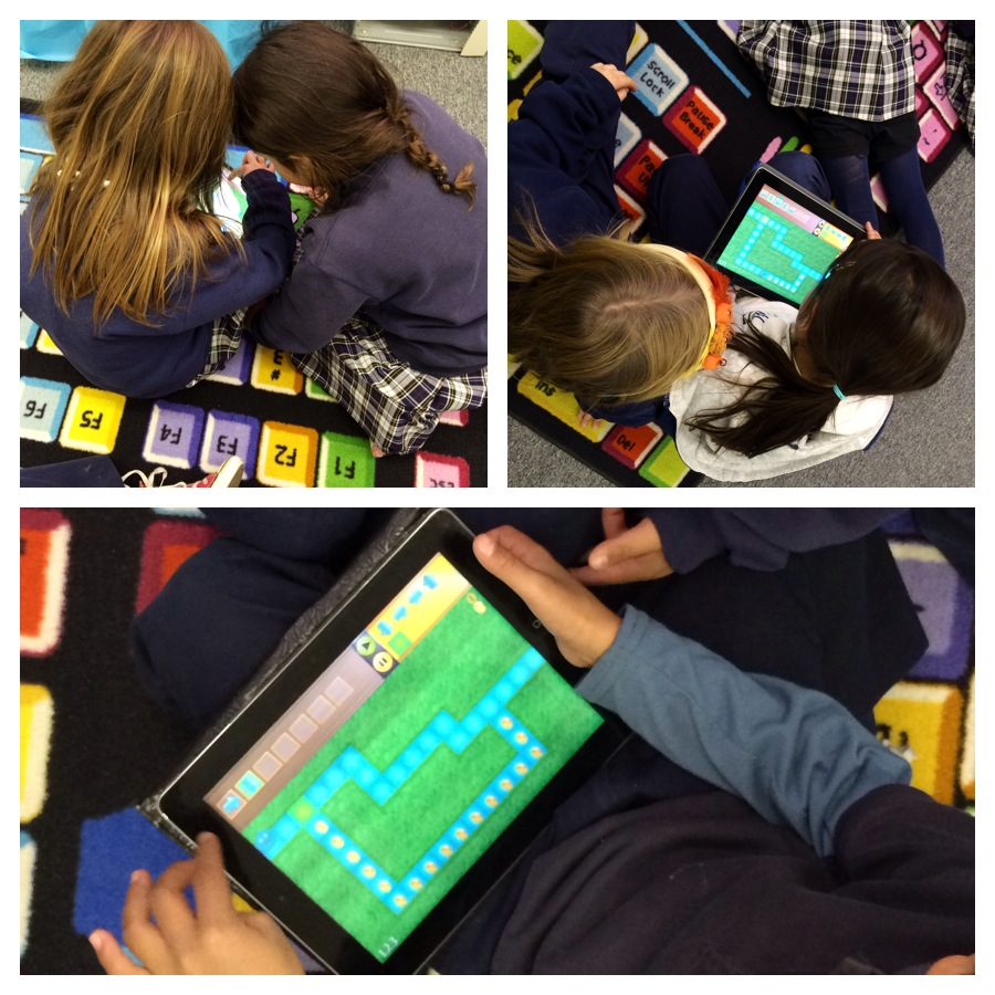 Hour of Code - 1st Grade - Kodable