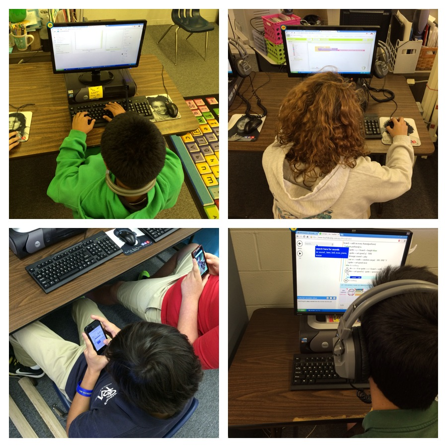 Hour of Code - 7th & 8th Grade