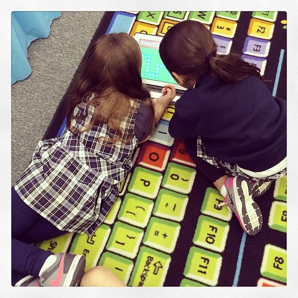 Hour of Code - Day 3: Kindergarten