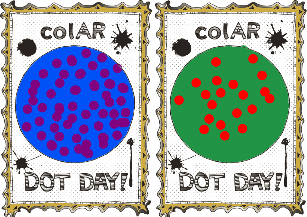 Dot Day 2014 - Just 2!